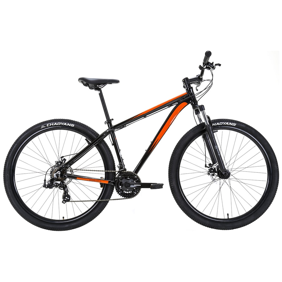 13c7a6d3b Mountain Bike Tito Cliff Aro 29 Freio a Disco 21 Marchas