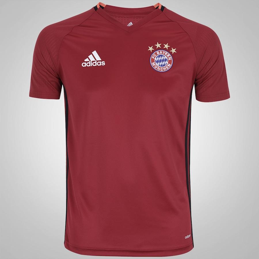 41579ba3486f7 Camisa de Treino Bayern de Munique 2016 adidas - Masculina