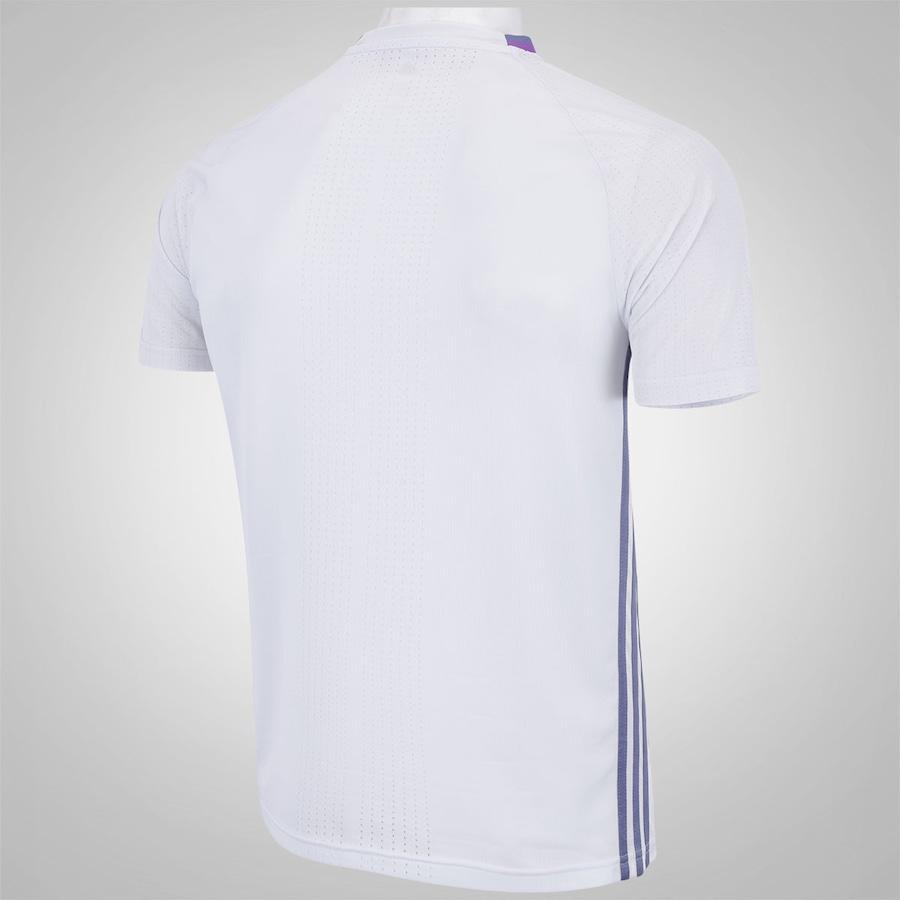 Camisa de Treino Real Madrid 16 17 adidas - Masculina 2ec30cdb616e4