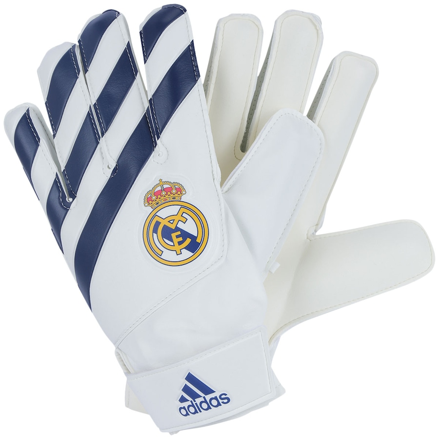 Luvas de Goleiro adidas Real Madrid Lite - Adulto 825d595037