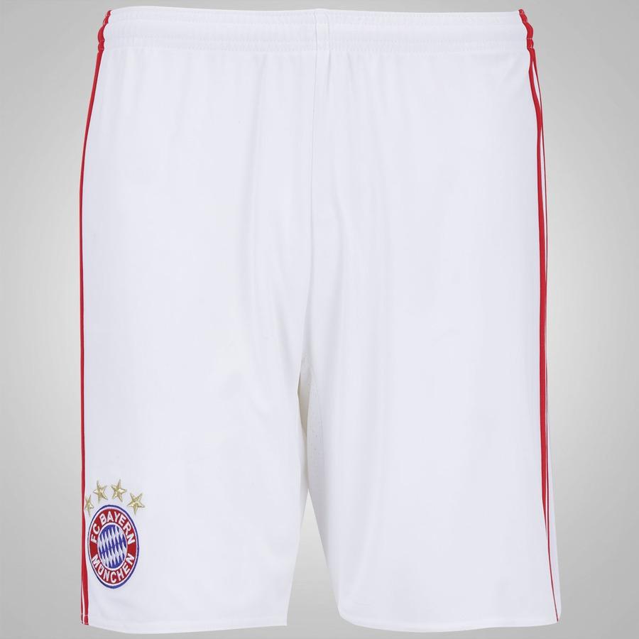 Calção Bayern de Munique I 16 17 adidas - Masculina f4965b1b7e7fc