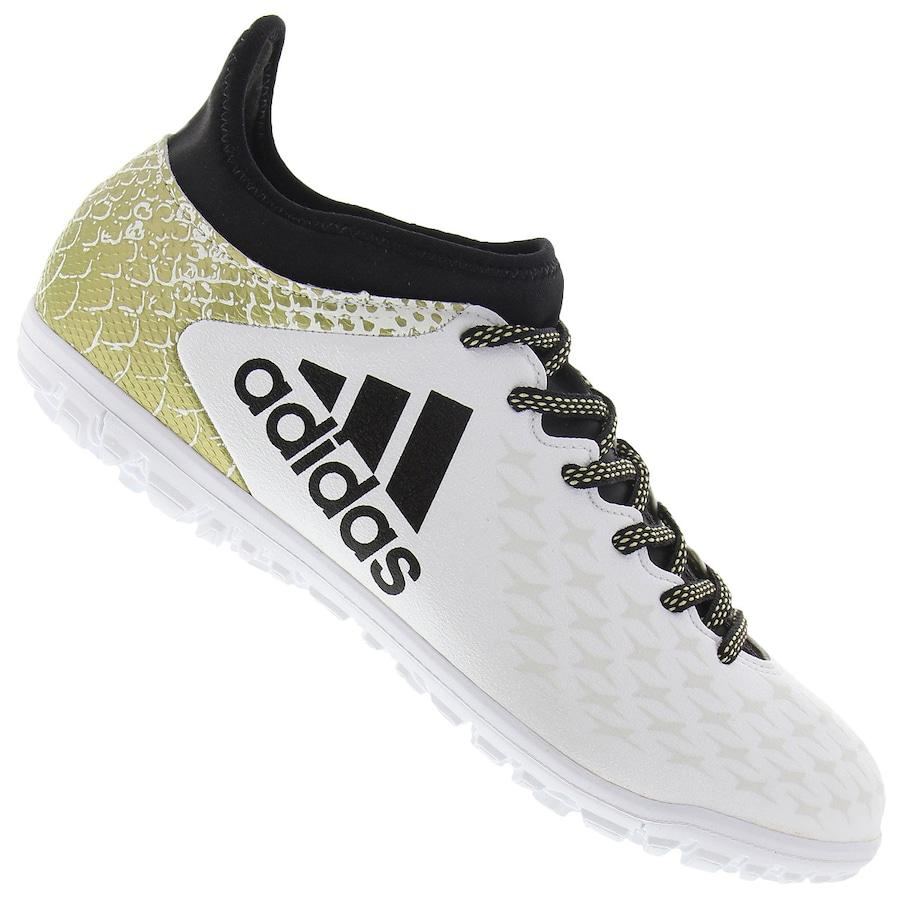 Chuteira Society adidas X 16.3 TF - Adulto 25995025dd90f
