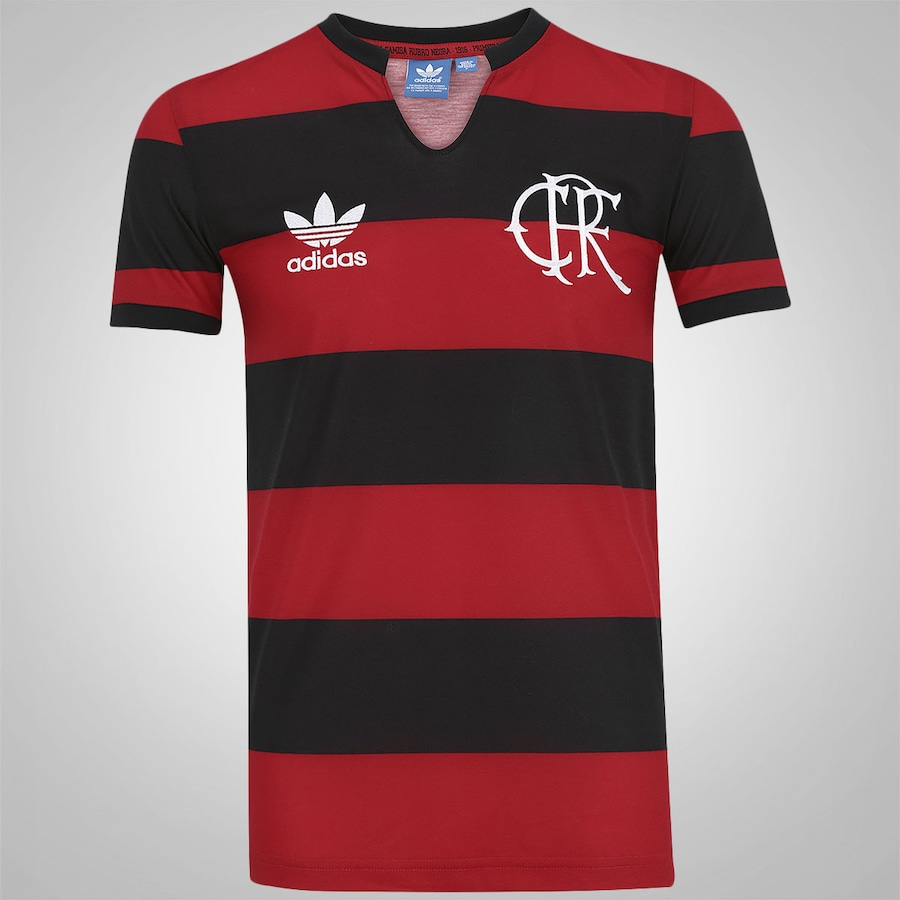 82353473cc Camiseta do Flamengo 2016 adidas - Masculina