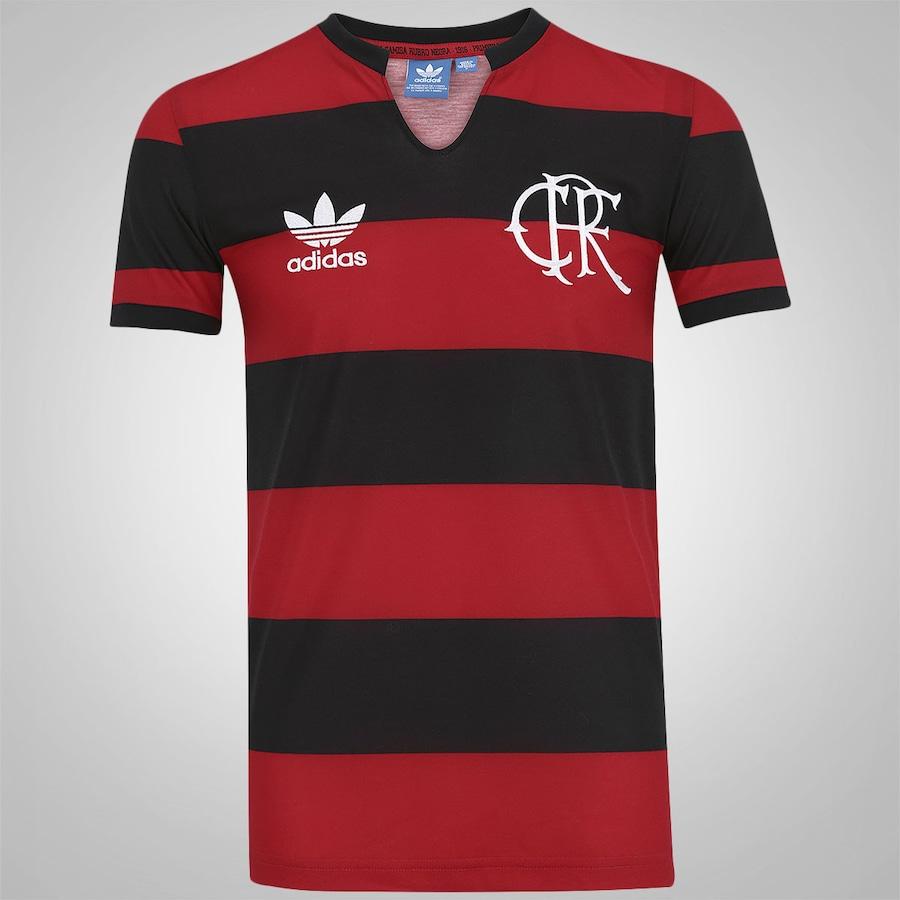 bae64f1907 Camiseta do Flamengo 2016 adidas - Masculina