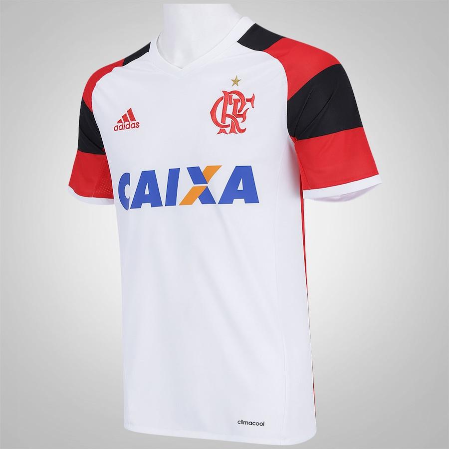 Camisa do Flamengo II 2016 adidas - Masculina 96080c8e0778c