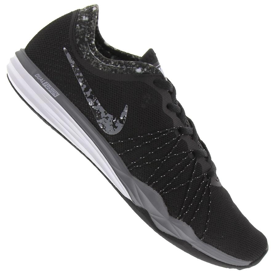09bb51a0d81 Tênis Nike Dual Fusion TR HIT Print - Feminino