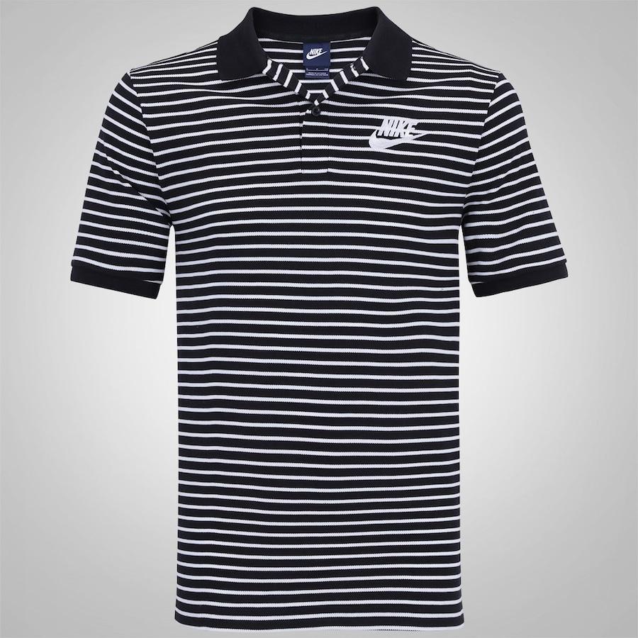 Camisa Polo Nike Matchup Striped Piquet - Masculina 839cafa55d993