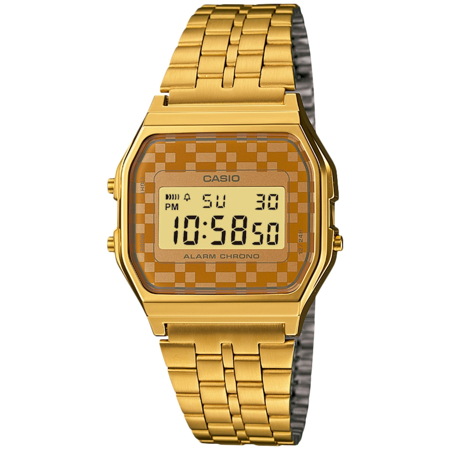 285b501c39a Relógio Digital Casio Vintage A159WGEA - Masculino