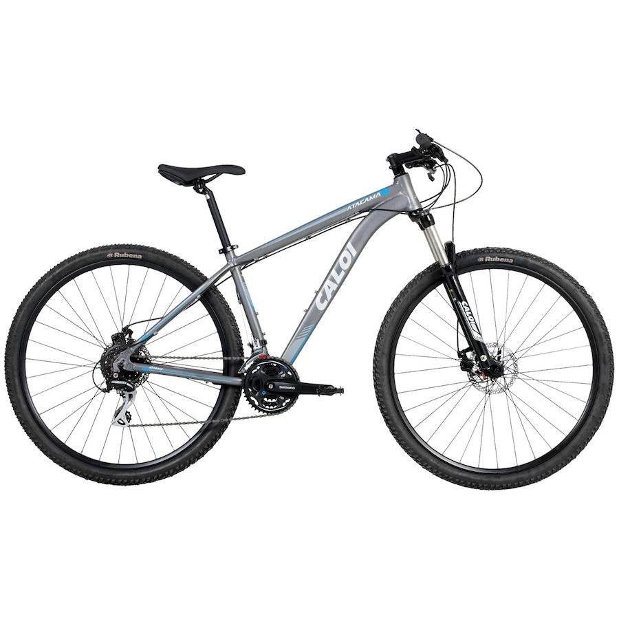 8868515cf Mountain Bike Caloi Atacama Aro 29 Freio a Disco 24 Marchas