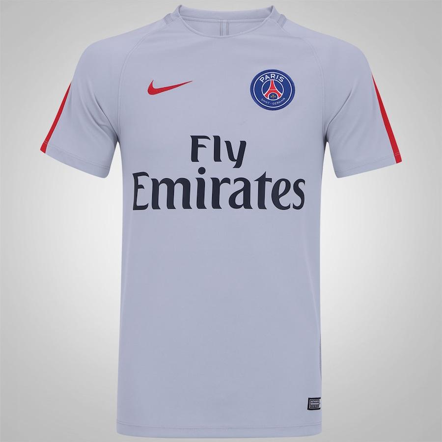 Camisa de Treino PSG 16 17 Nike - Masculina 980169e82b968