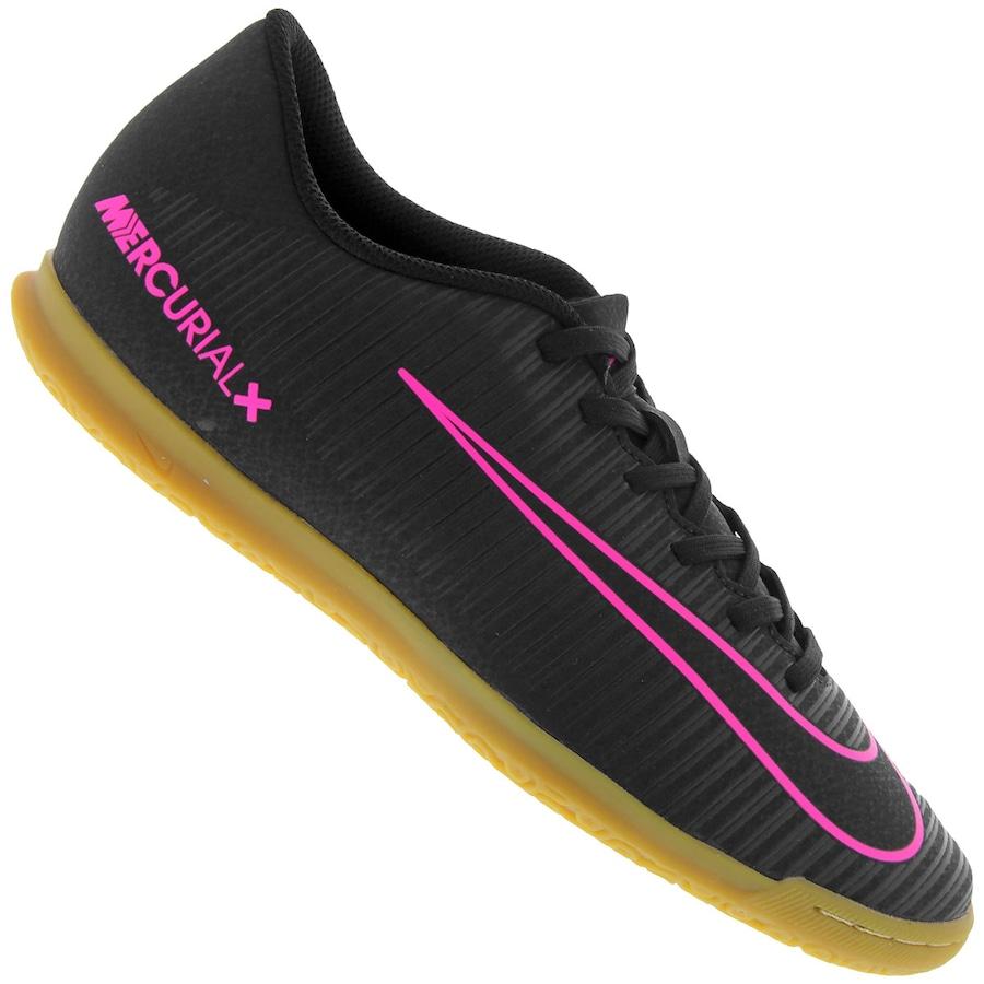d2b647d3679a8 Chuteira Futsal Nike Vortex III IC - Adulto