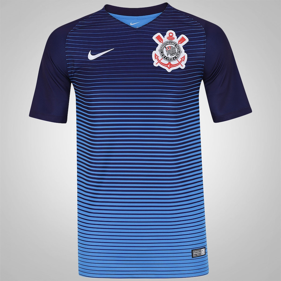 Camisa do Corinthians III 2016 Nike - Masculina 81a8cdd3e9355