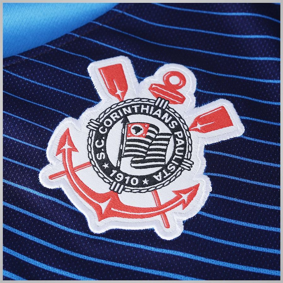 Camisa do Corinthians III 2016 Nike - Feminina fff6c4c1d99e2