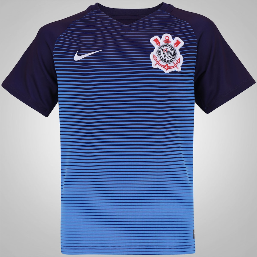 Camisa do Corinthians III 2016 Nike - Infantil bc438b062718a