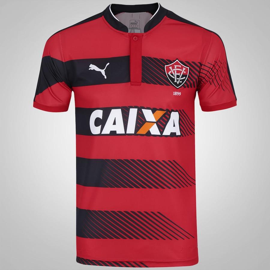 fad3ac23c Camisa do Vitória I 2016 Puma - Masculina