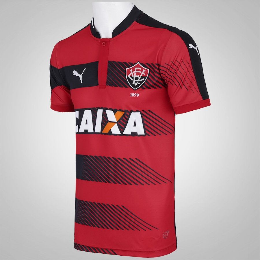 Camisa do Vitória I 2016 Puma - Masculina 702e647f3cd0e