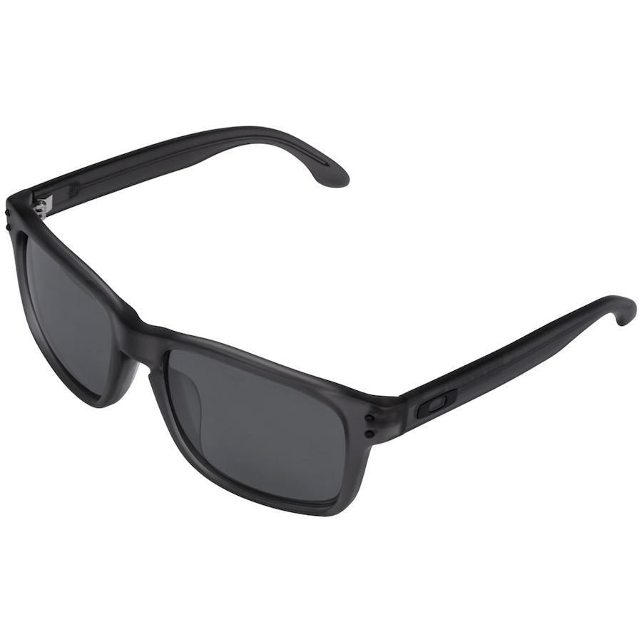 49b1d897a Óculos de Sol Oakley Holbrook LX Iridium Polarizado - Uniss