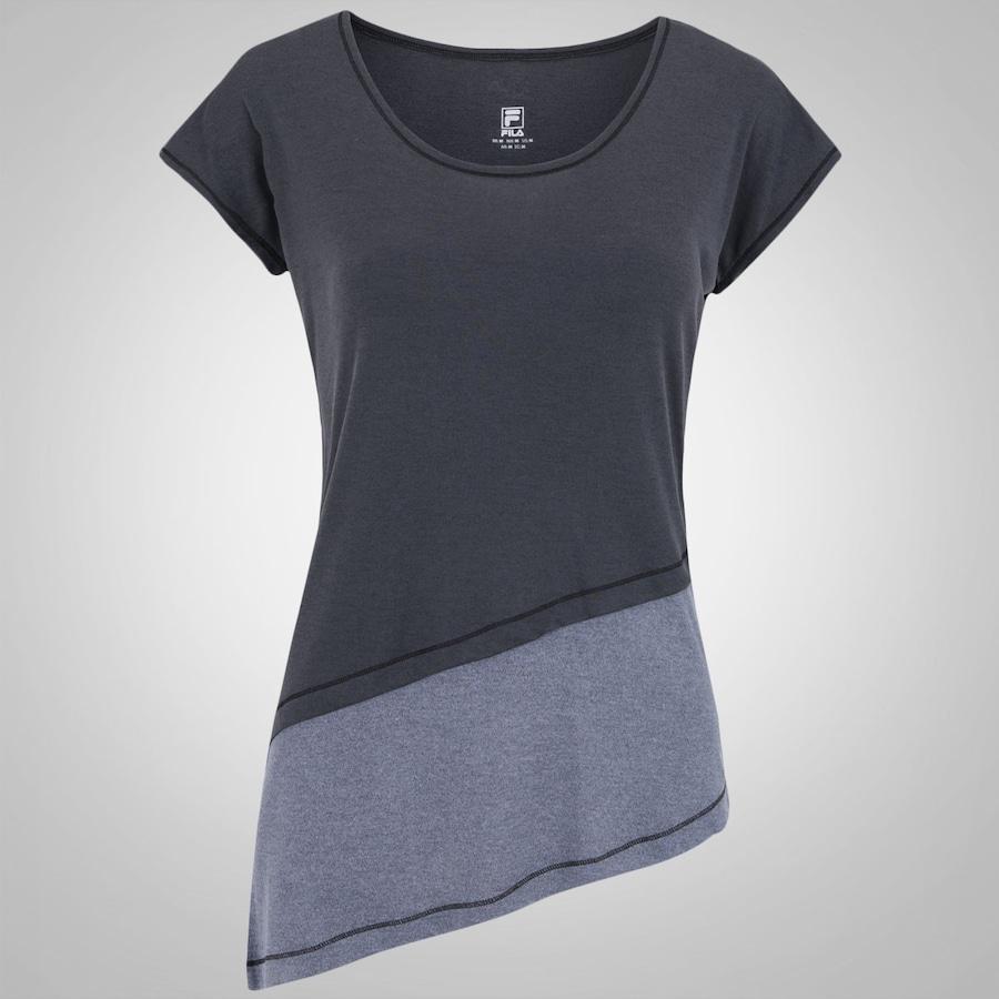 Camiseta Fila Prisma - Feminina 09b9a9b369e96