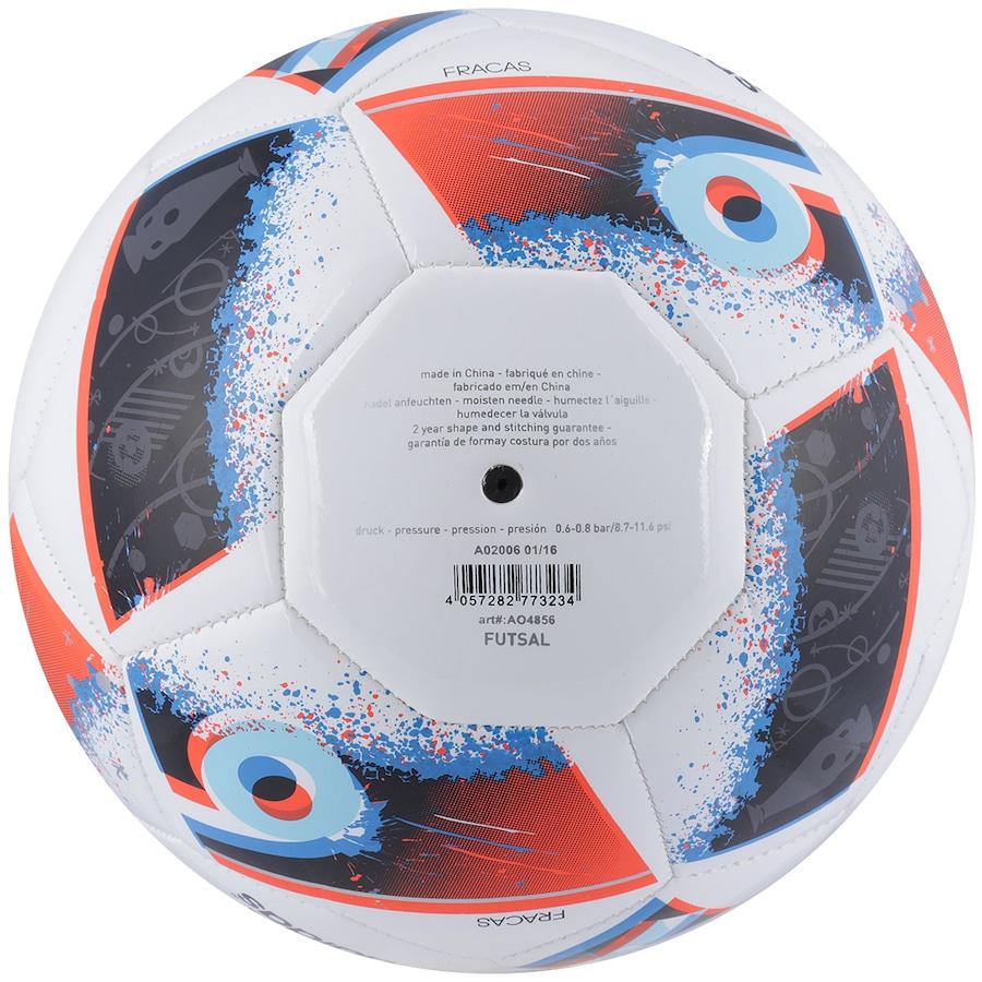 Bola de Futsal adidas Beau Jeu Euro16 Sala 5X5 043c5ce02a8ec