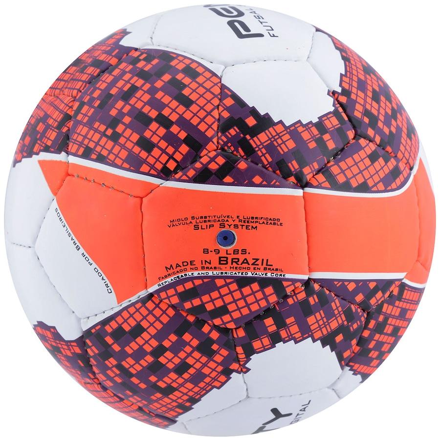 Bola de Futsal Penalty Digital 500 CC VI 4cf7f8d7610a5