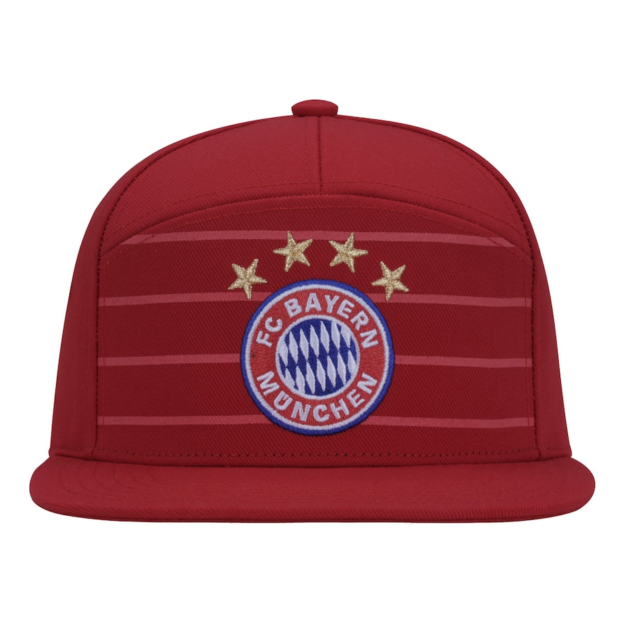 f16694db12571 Boné Aba Reta Bayern de Munique adidas - Snapback