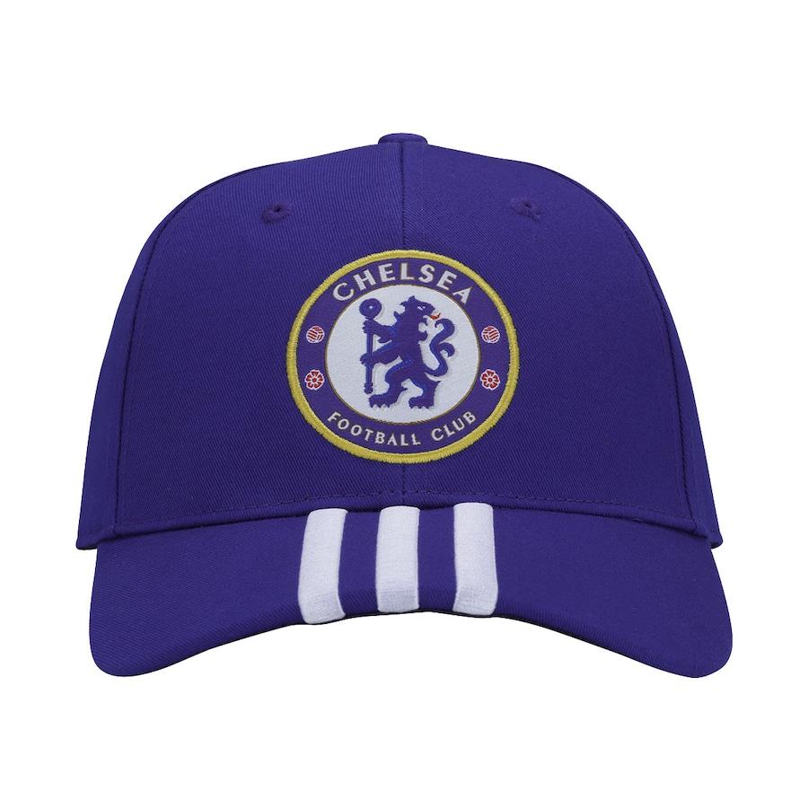 Boné adidas Chelsea 3S - Strapback - Adulto cc7265a3920