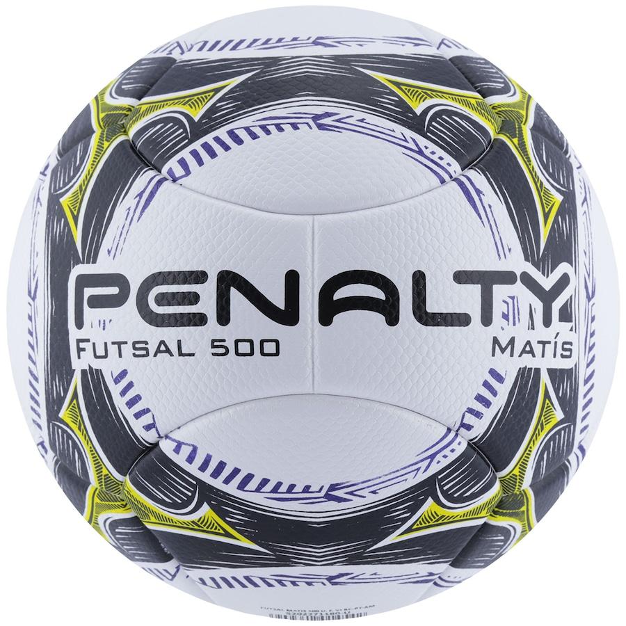 Bola de Futebol Penalty Matís 500 Ultra Fusion VI 3b6b54eb24a44