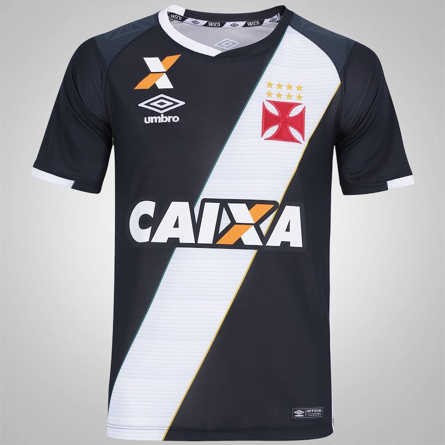 190a3e715bc43 Camisa do Vasco I 2016 Umbro - Masculina
