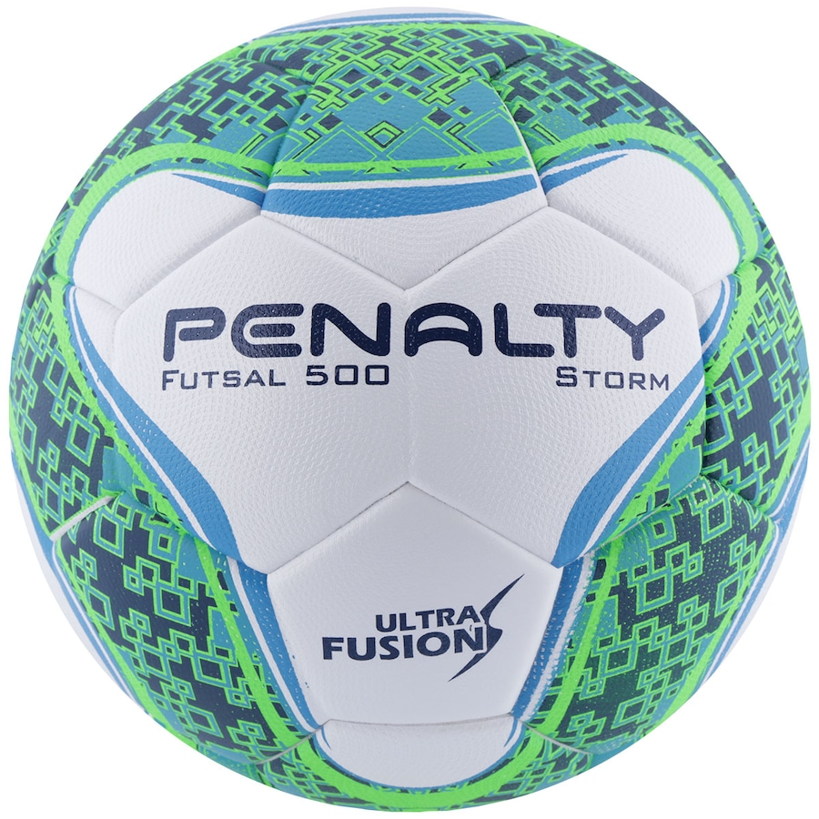 02d4274f67 Bola de Futsal Penalty Storm Ultra Fusion VI