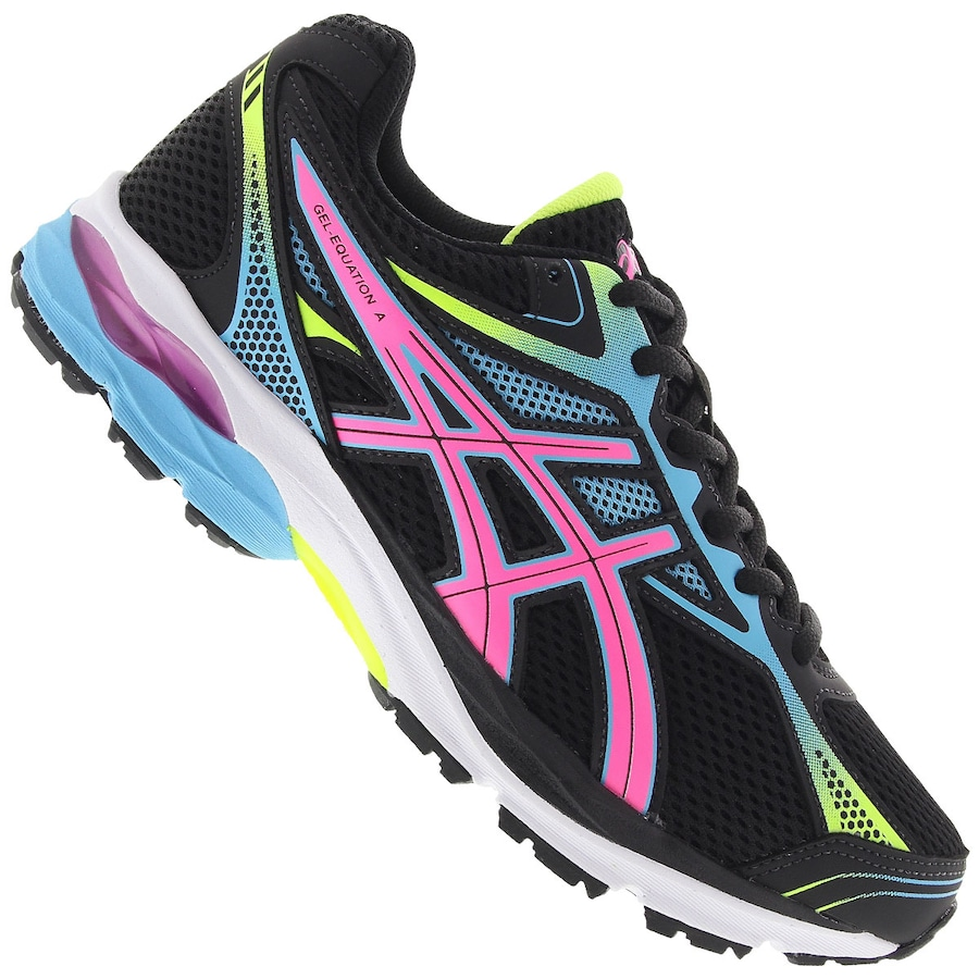 7d3bb2f49f4d6 Tênis Asics Gel Equation 9 - Feminino