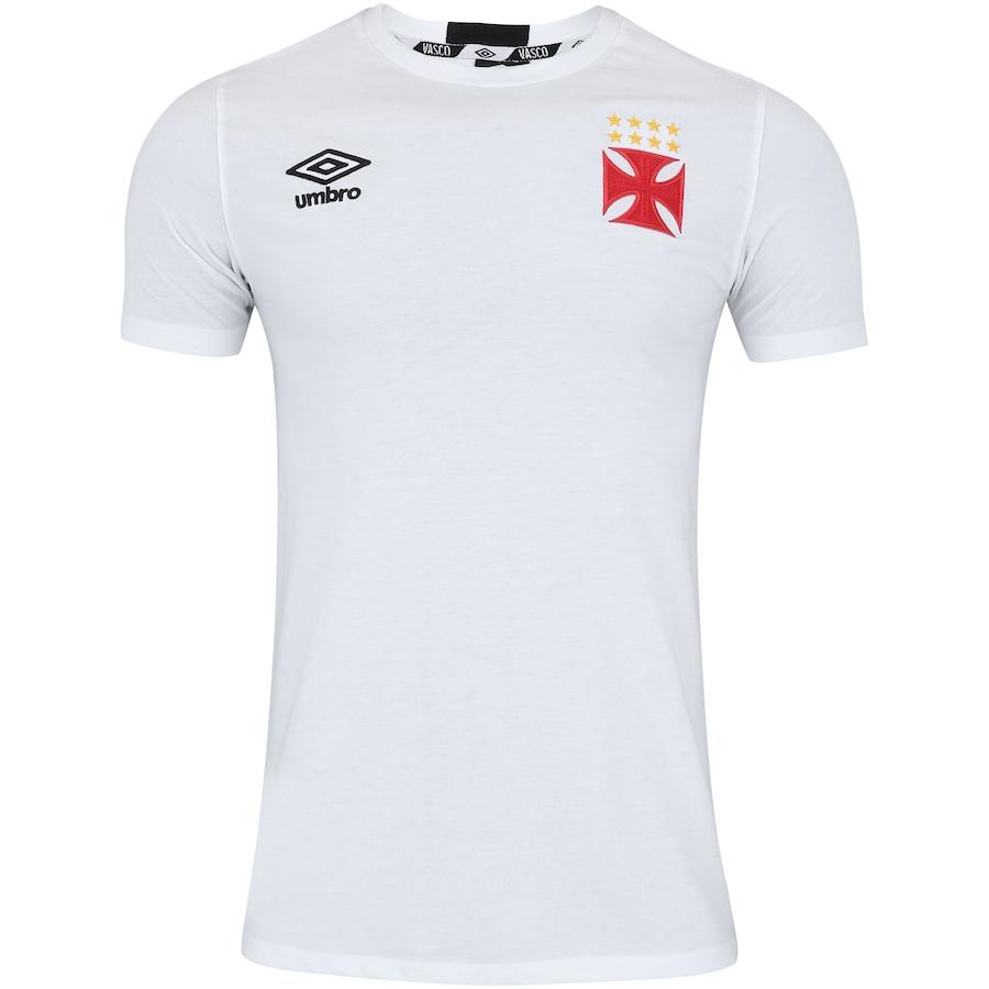 Camiseta do Vasco da Gama Concentração 2016 Umbro - Masculi 24b0f352ca186