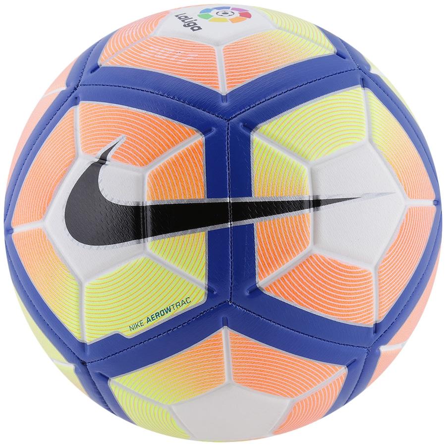 e0f92a68921 Bola de Futebol de Campo Nike Strike Liga BBVA