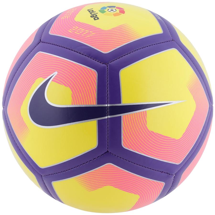 Bola de Futebol de Campo Nike Pitch Liga BBVA bd2080031d2e0