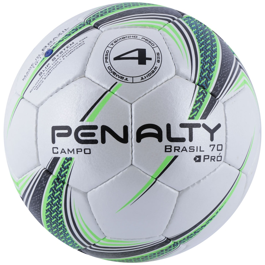544f9138c7 Bola de Futebol de Campo Penalty Brasil 70 Pro N4 VI