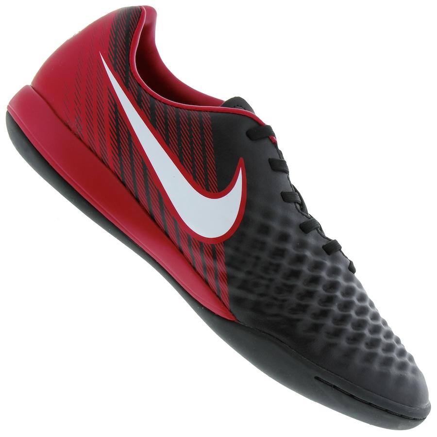 74f0e9b718 Chuteira Futsal Nike Magista Onda II IC - Adulto - Flamengo Loja