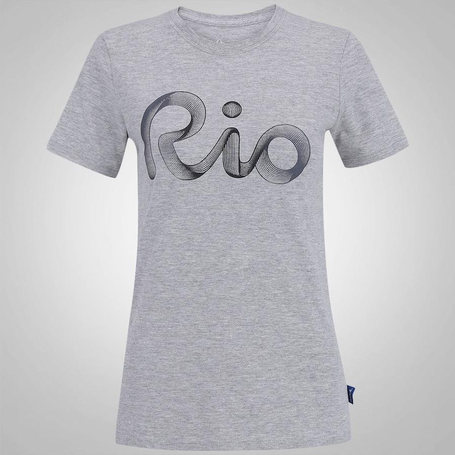 cb98ad2e0f Camiseta Nike Rio 2016 Flow - Feminina