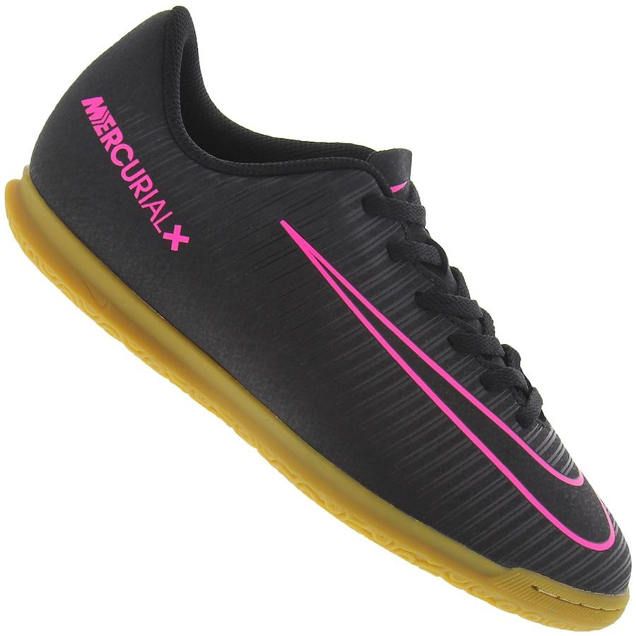 e06b4d89a9 Chuteira Futsal Nike Mercurial Vortex III IC - Infantil