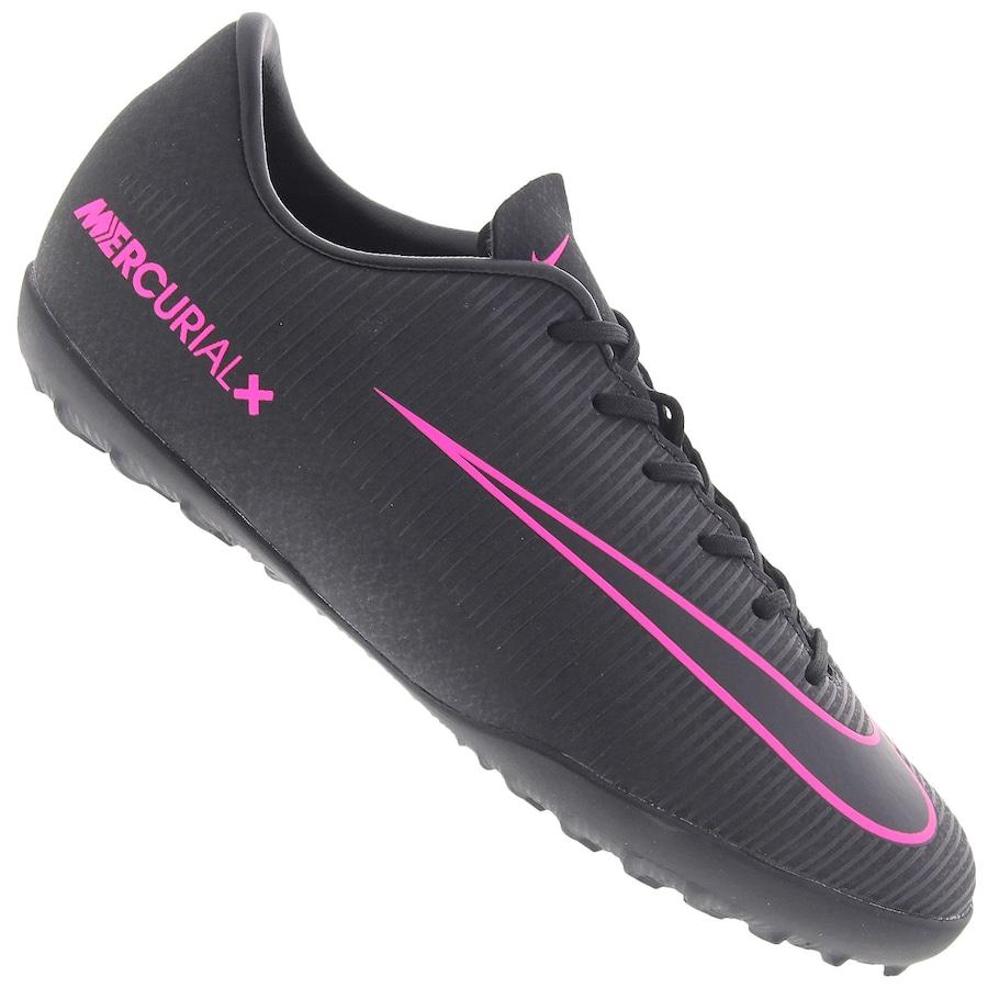 d6a7f4ac10 Chuteira Society Nike Mercurial Vapor XI - Infantil