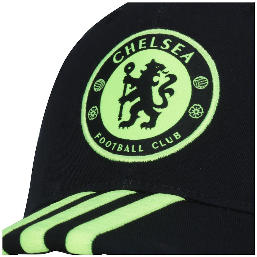 Boné adidas 3S Chelsea - Strapback - Adulto b9f76ce448e