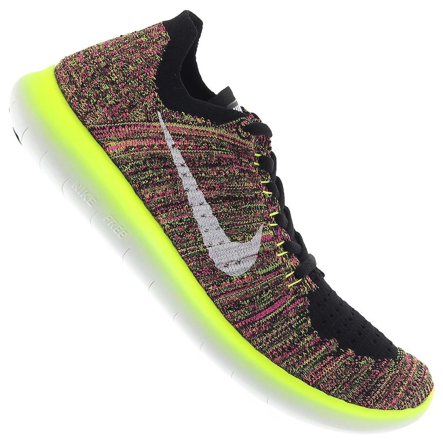81f250a03 Tênis Nike Free RN Flyknit OC - Masculino
