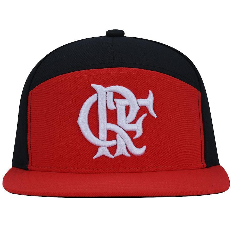 Boné Aba Reta adidas Flamengo HINO - Snapback - Adulto 77722dc513f