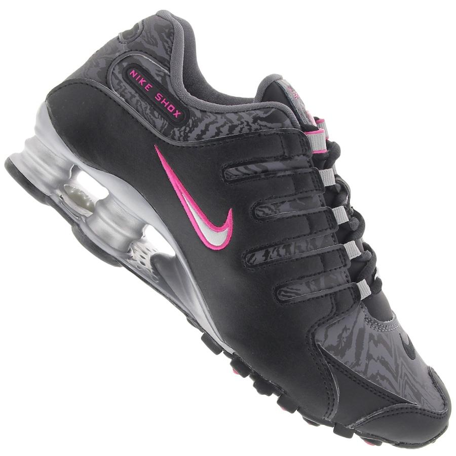 4acf93497a7 Tênis Nike Shox NZ - Feminino