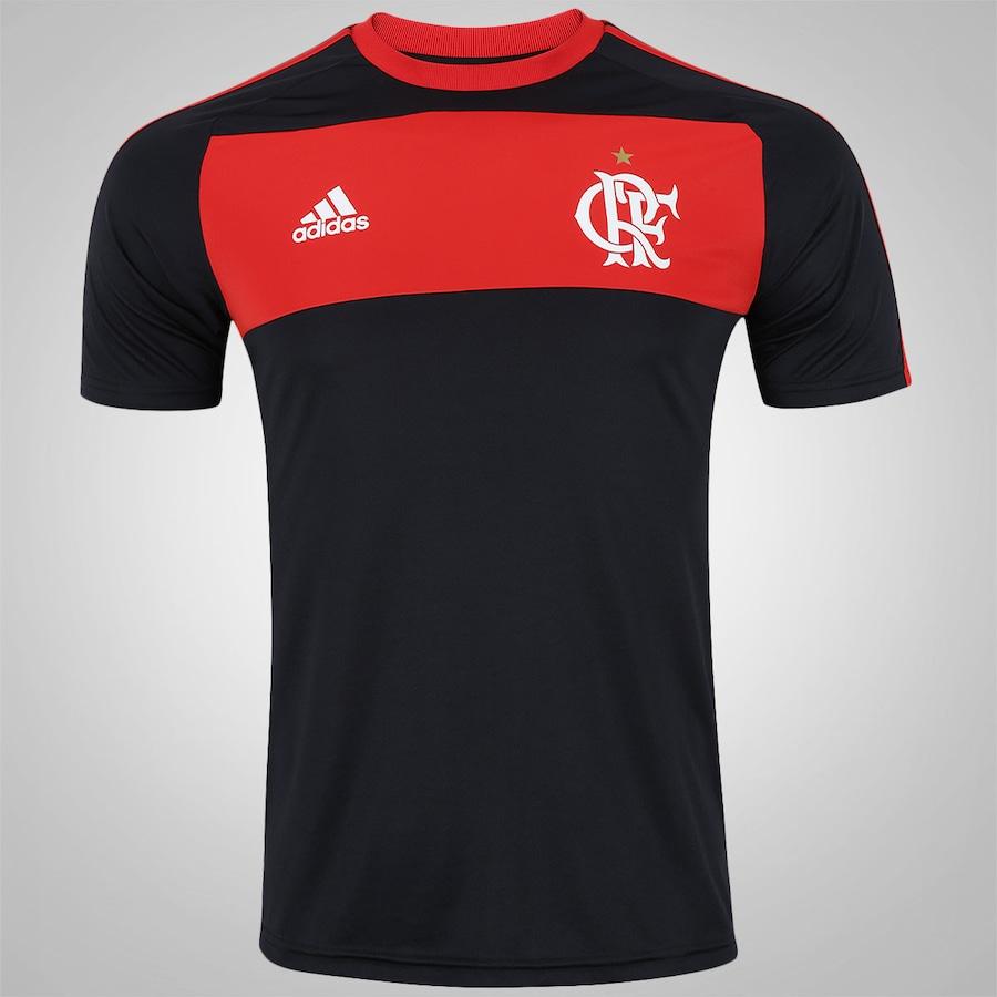 Camisa do Flamengo I 2017 adidas - Torcedor - Masculina 59d8dc159a546