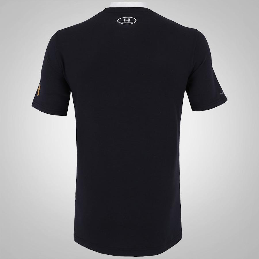 7d24530a110b6 Camiseta Under Armour Homem de Ferro - Masculina