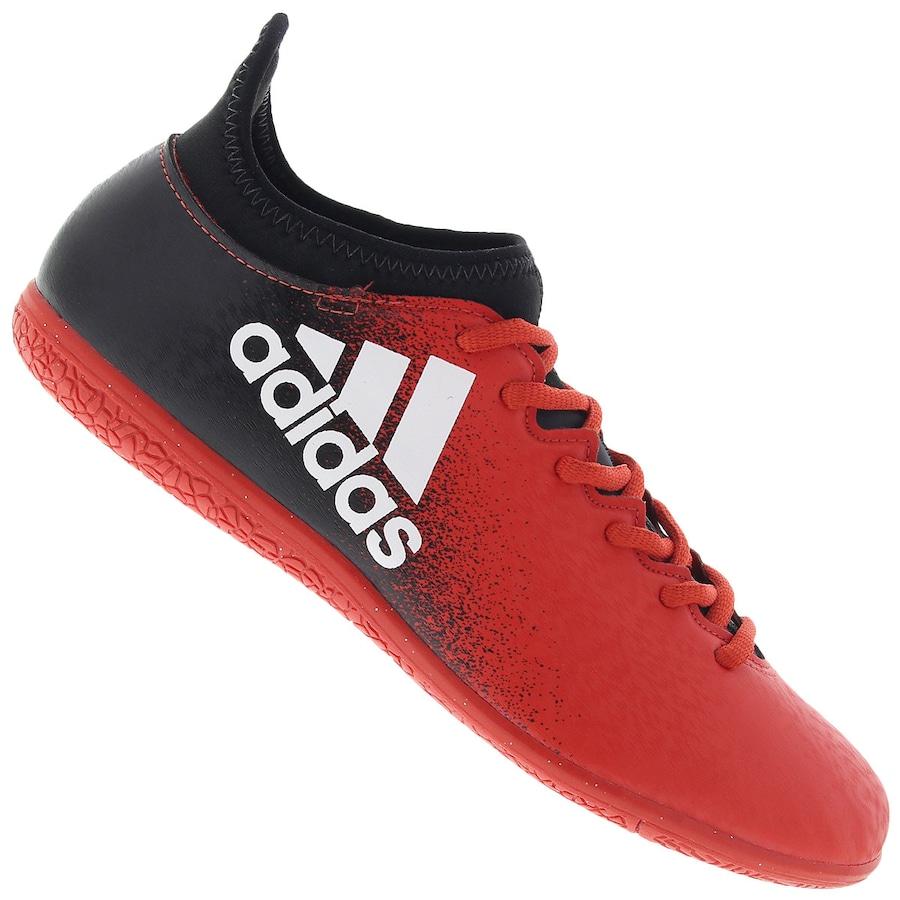 Chuteira Futsal adidas X 16.3 IN - Adulto a99c115cd1906