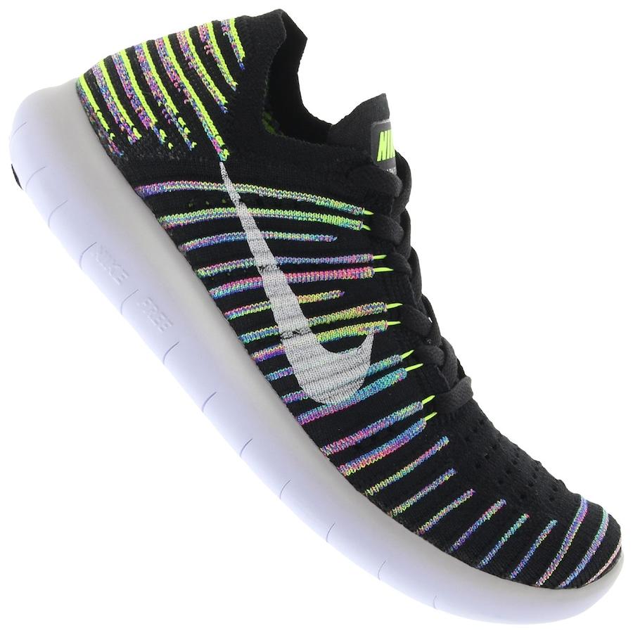 778a2088fd0 Tênis Nike Free RN Flyknit - Feminino