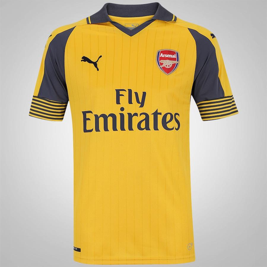 Camisa Arsenal II 16 17 Puma - Masculina 41f98499fb194