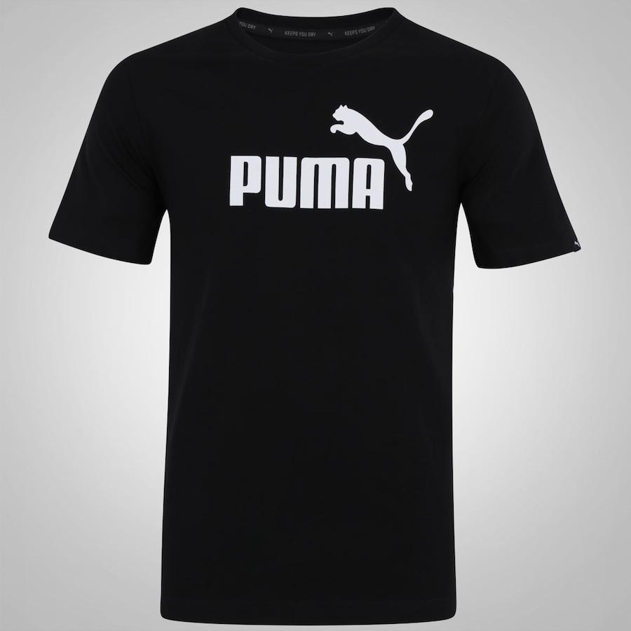 b719e25210 Camiseta Puma Ess No. 1 Logo - Masculina