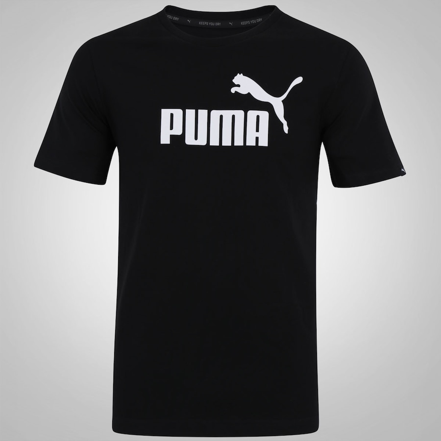 Camiseta Puma Ess No. 1 Logo - Masculina 6f2e443abc0