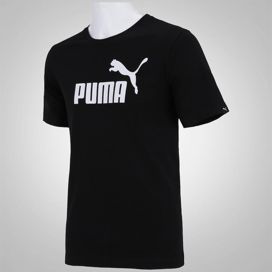 970d6c67580 Camiseta Puma Ess No. 1 Logo - Masculina